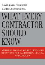 What Every Contractor Should Know