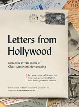 Letters from Hollywood PDF