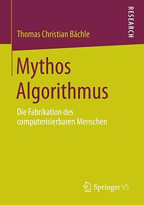 Mythos Algorithmus PDF