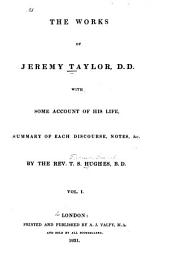 The Works of Jeremy Taylor: Volume 1