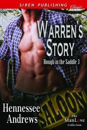 Warren's Story [Rough in the Saddle 3]