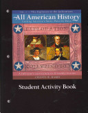 All American History Student Activity Book Book PDF