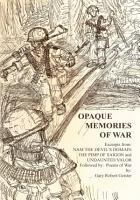 Opaque Memories of War PDF