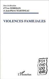 VIOLENCES FAMILIALES
