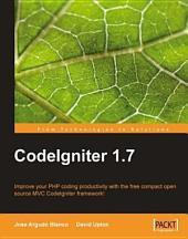 CodeIgniter 1.7