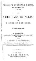 Americans in Paris PDF