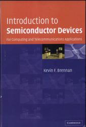 Introduction to Semiconductor Devices: For Computing and Telecommunications Applications