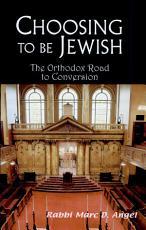 Choosing to be Jewish