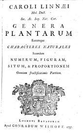 Genera plantarum