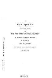 The Fine Arts Quarterly Review: Volume 2