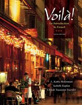 Voila!: An Introduction to French: Edition 6