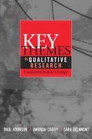 Key Themes in Qualitative Research PDF