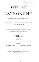Popular Astronomy PDF