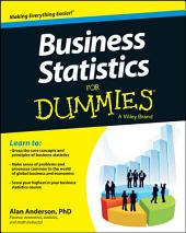 Business Statistics For Dummies