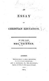 An Essay on Christian Education