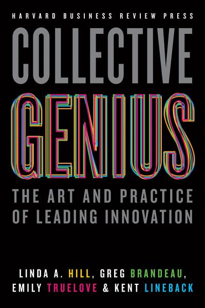 Download Collective Genius Book