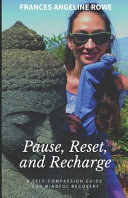 Pause  Reset  and Recharge PDF