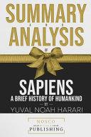 Summary and Analysis of Sapiens