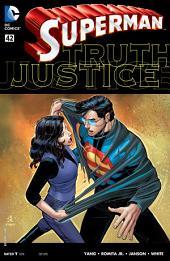 Superman (2011-) #42