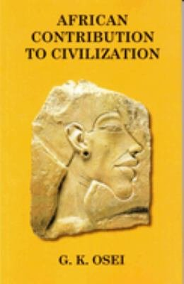 African Contribution to Civilization