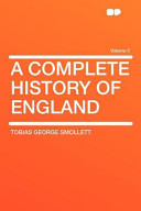 A Complete History of England Volume 5