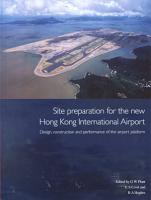 Site Preparation for the New Hong Kong International Airport PDF
