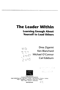 The Leader Within PDF