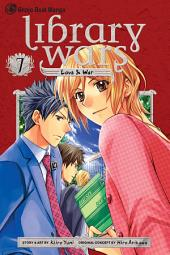 Library Wars: Love & War: Volume 7