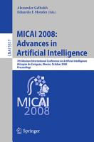 MICAI 2008  Advances in Artificial Intelligence PDF