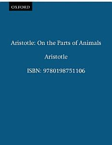 On the Parts of Animals