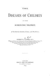 The Diseases of Children and Their Homeopathic Treatment PDF