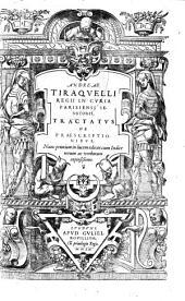Tractatus de Praescriptionibus