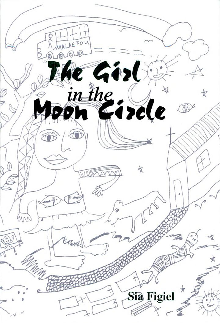 The Girl in the Moon Circle