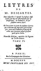Lettres [ed. by C. Clerselier].
