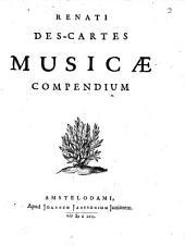 Renati Des-Cartes musicae compendium