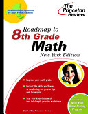 Roadmap to 8th Grade Math, New York Edition