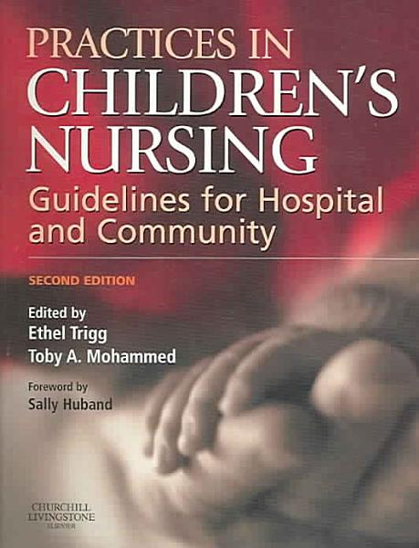 Practices in Children s Nursing