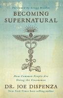 Becoming Supernatural PDF