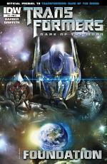 Transformers 3 Movie Prequel - Foundation #4