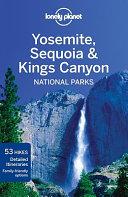 Yosemite  Sequoia   Kings Canyon National Parks PDF