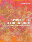 Spunbonded Textile and Stitch