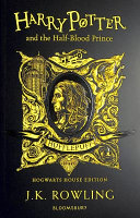Harry Potter and the Half Blood Prince   Hufflepuff Edition Book