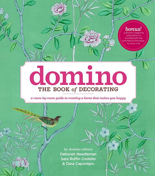 Download Domino  The Book of Decorating Book