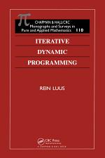 Iterative Dynamic Programming