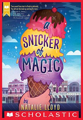 A Snicker of Magic  Scholastic Gold