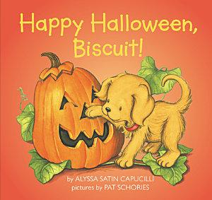Happy Halloween  Biscuit