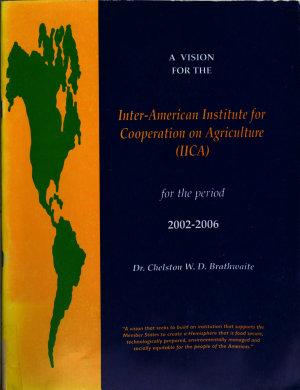 El Instituto Interamericano de Cooperacion Para la Agricultura  iica  PDF