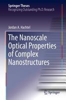 The Nanoscale Optical Properties of Complex Nanostructures PDF