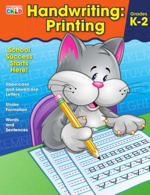 Handwriting  Printing Workbook