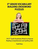 5th Grade Vocabulary Building Crossword Puzzles PDF